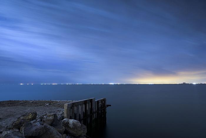 海边和渔码头