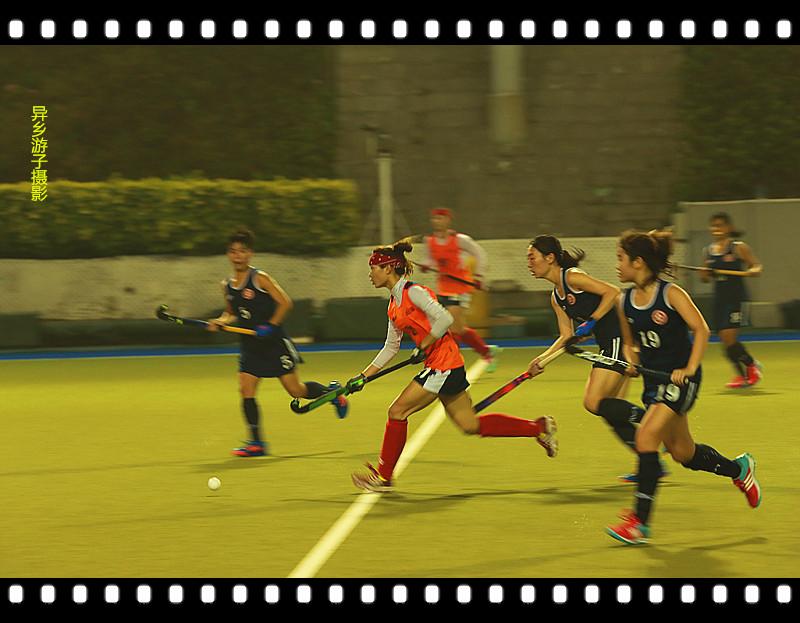 第四届香港___女子曲棍球邀请赛<六>原创