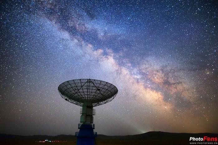 银河的季节