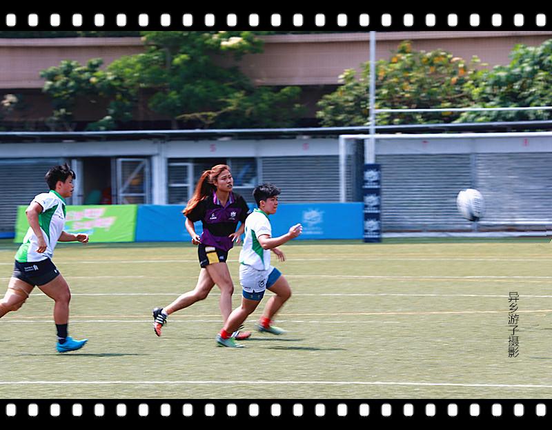 香港全运会____女子欖球赛<一>原创