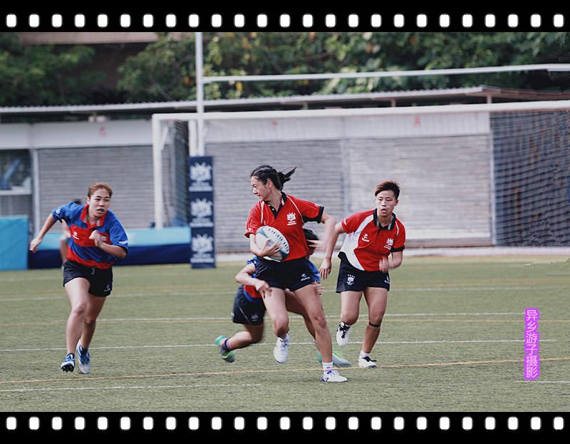 香港运动会___女子欖球赛<三>原创