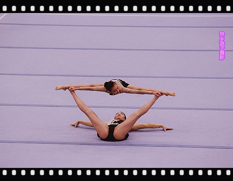 <<第六十届体育节___2017香港技巧体操公開赛<一>原创