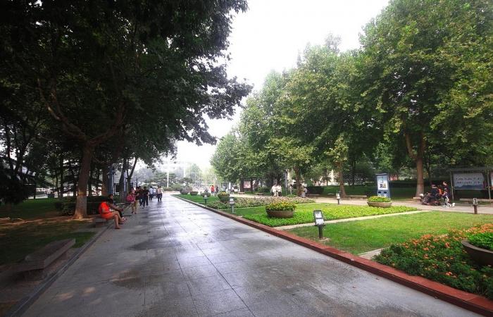 世纪公园·初秋