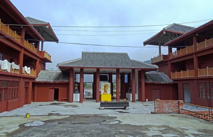 【都市风光】走马观花冬天的八角庙(4)
