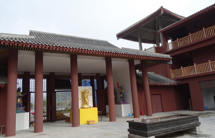 【自然风光】冬天的八角庙(7)