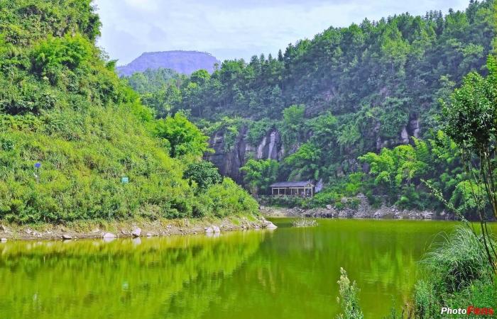 【自然风光】青山湖游记(1)