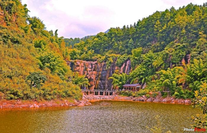 【自然风光】青山湖游记(5)