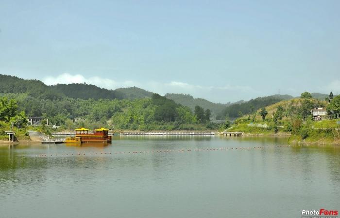 【自然风光】青山湖(8)