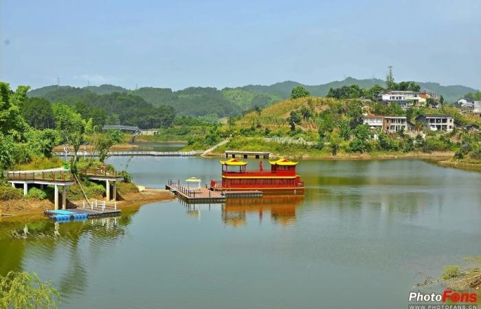 【自然风光】青山湖(9)