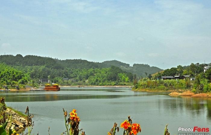 【自然风光】春游青山湖(11)
