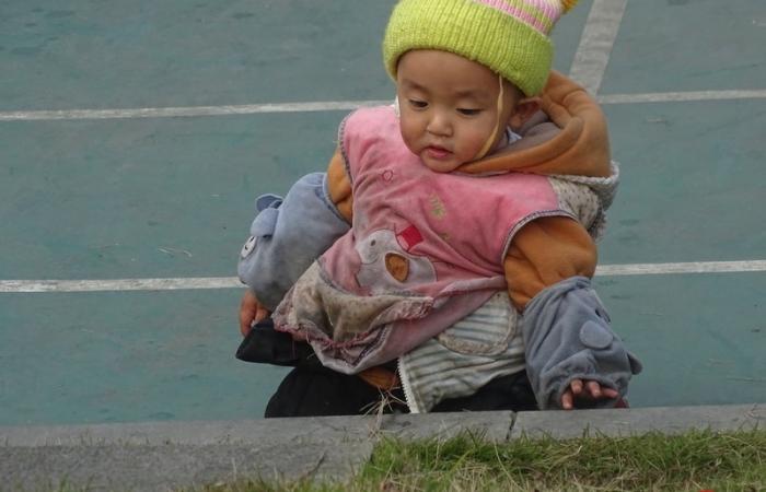 可爱的幼儿(1)