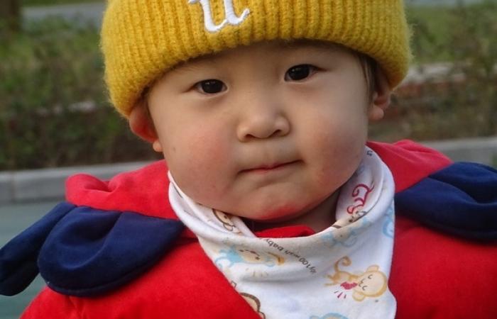 可爱的幼儿(2)