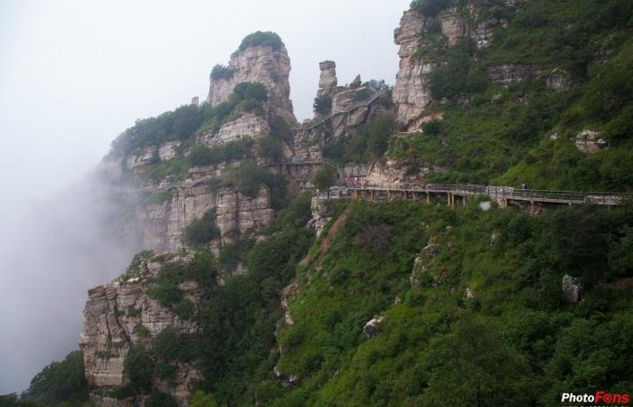 美丽中国行系列(五十九)——白石山