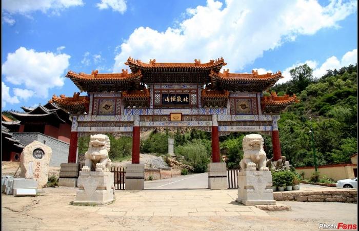 美丽中国行系列(六十)——北岳恒山