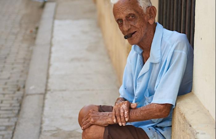 生活在古巴