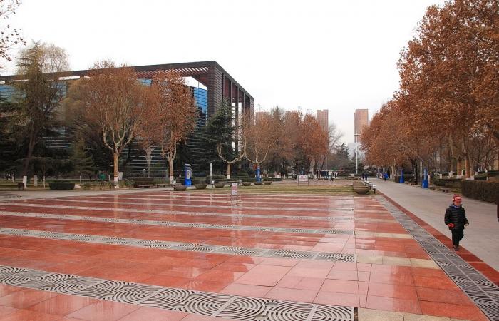 冬日·世纪公园
