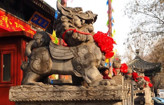 春节·承德关帝庙