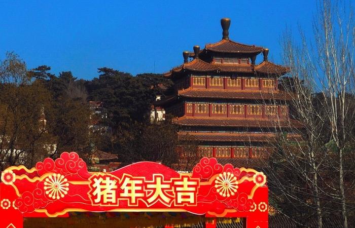 春节·普宁寺庙会