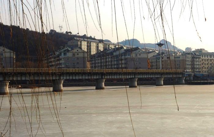 冬日·武烈河畔
