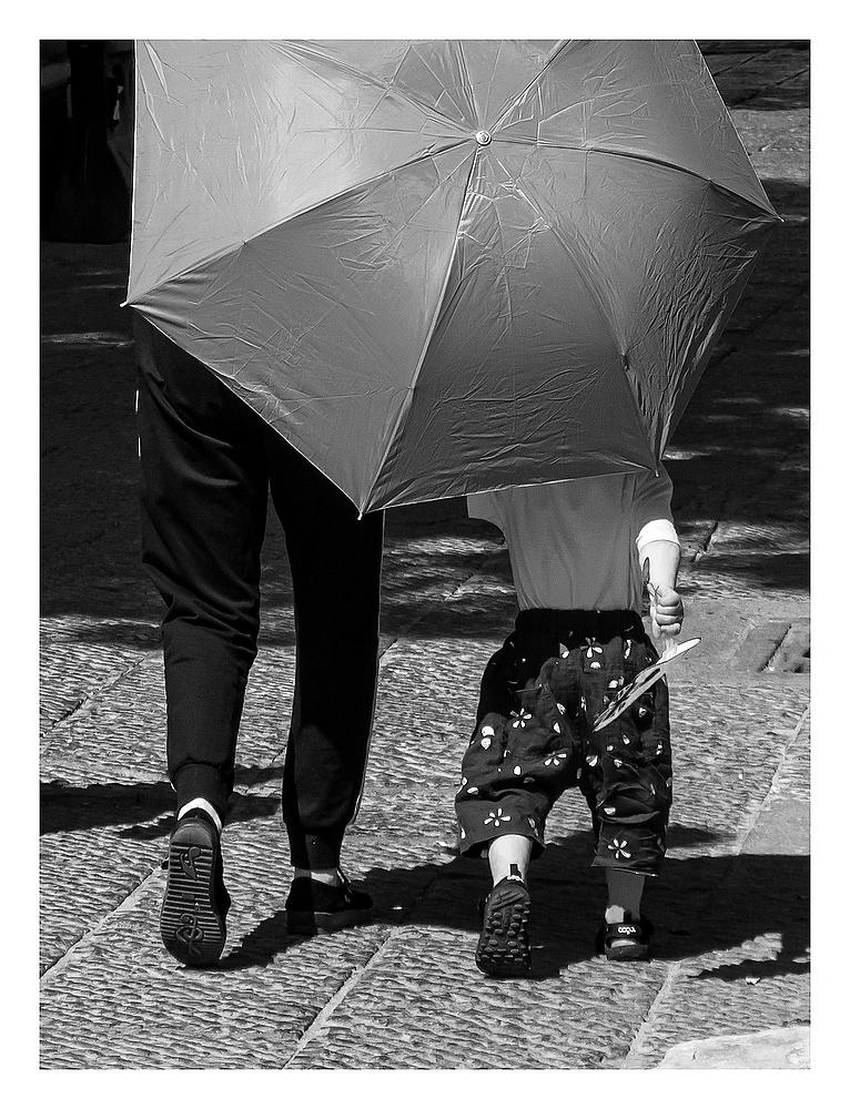 街拍53(遮阳伞)
