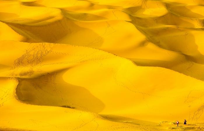 美丽中国行系列(八十一)—— 库木塔格沙漠