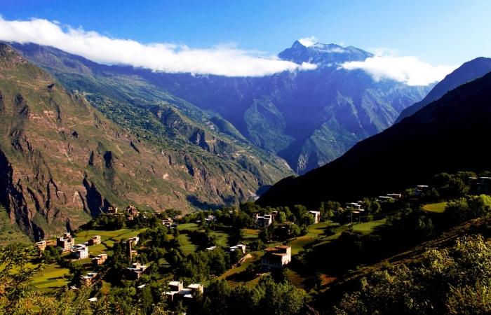 美丽中国行系列(八十五)——丹巴藏寨