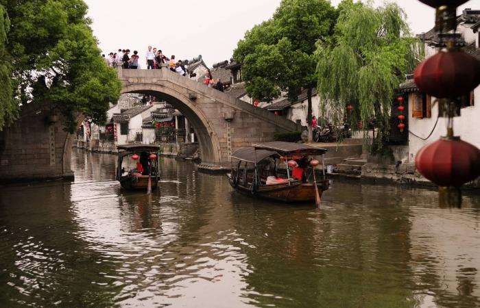 美丽中国行系列(九十四)——西塘古镇