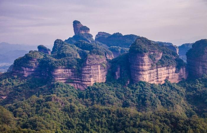 美丽中国行系列(九十五)——广东丹霞山