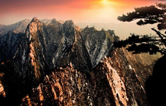美丽中国行系列(九十六)——西岳华山
