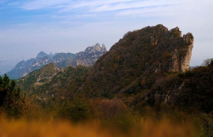 美丽中国行系列(九十七)——王莽岭