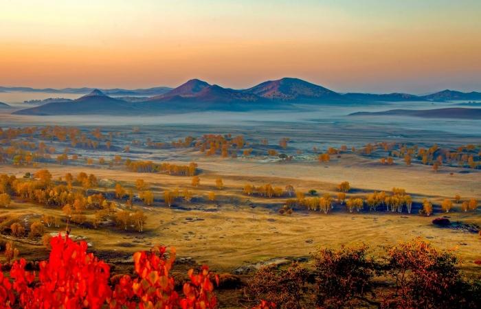 美丽中国行系列(九十八)——乌兰布统之秋