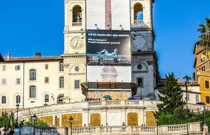 回首罗马-西班牙广场&许愿池