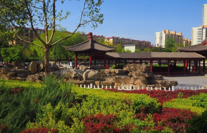 春日·元南公园