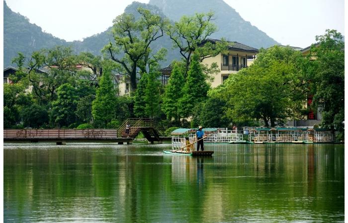 桂林.漓江渔歌