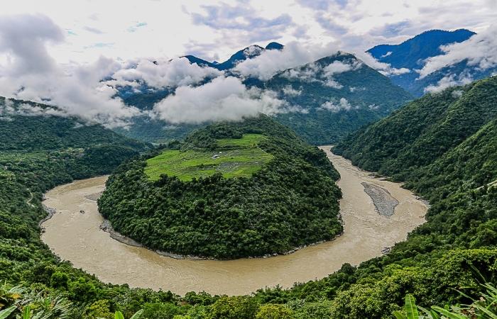 走进西藏的西双版纳———墨脱