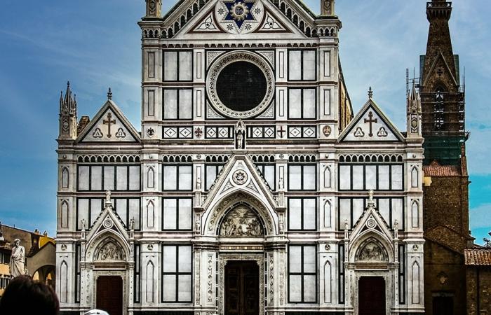 佛罗伦萨圣十字教堂-佛罗伦萨掠影-3