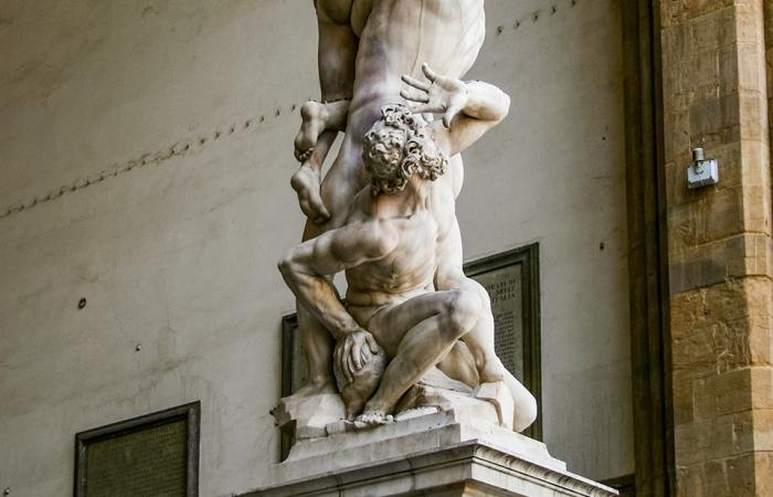 雕塑-佛罗伦萨掠影-6