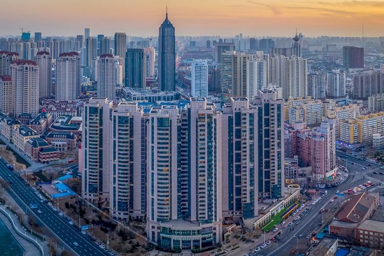 2020首飞天津海河