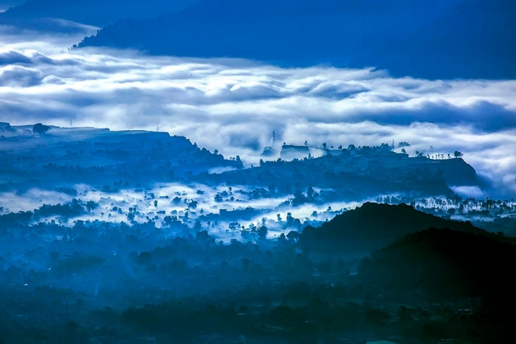 #镜头中的美丽世界#+心灵净土,至美圣境