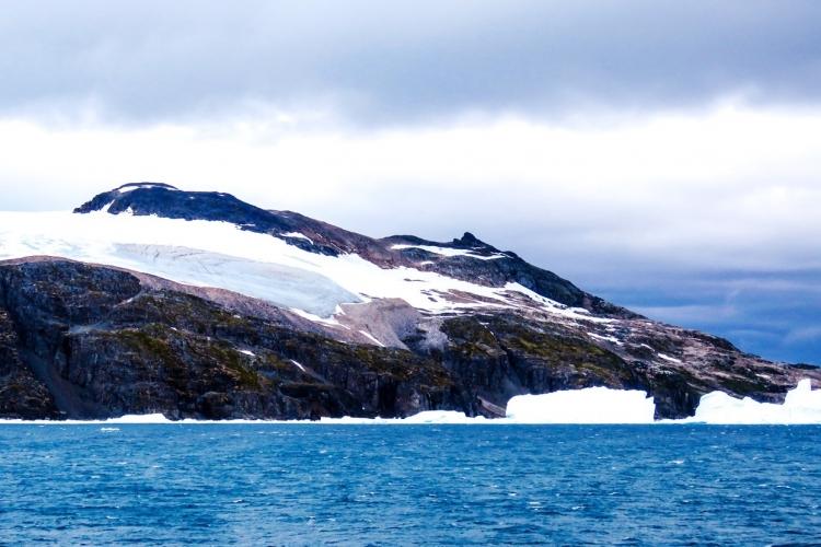 南极。波特尔角
