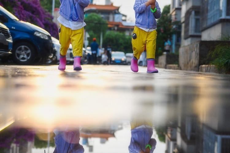 #尼康月赛#雨中精灵等