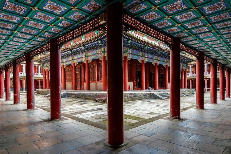 普陀宗乘之庙——万法归一殿(2)