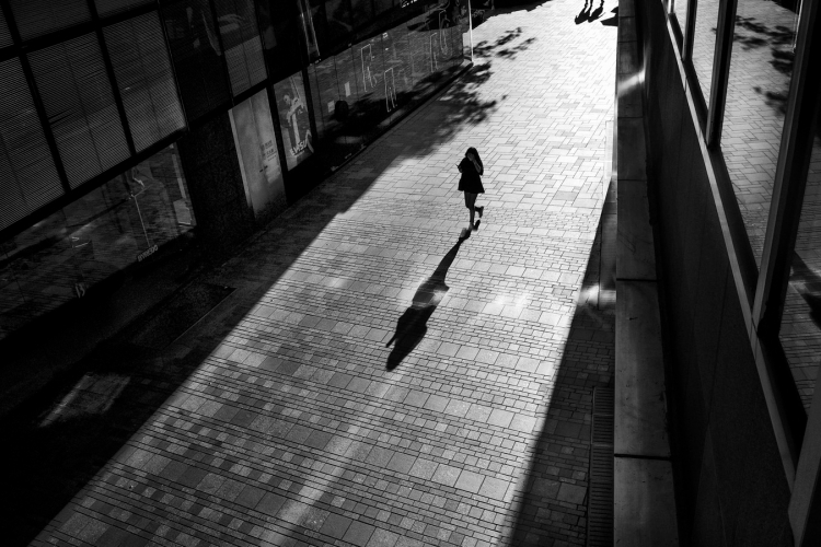 街头光影(三)